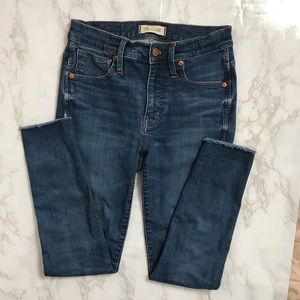 Madewell 9in Highrise